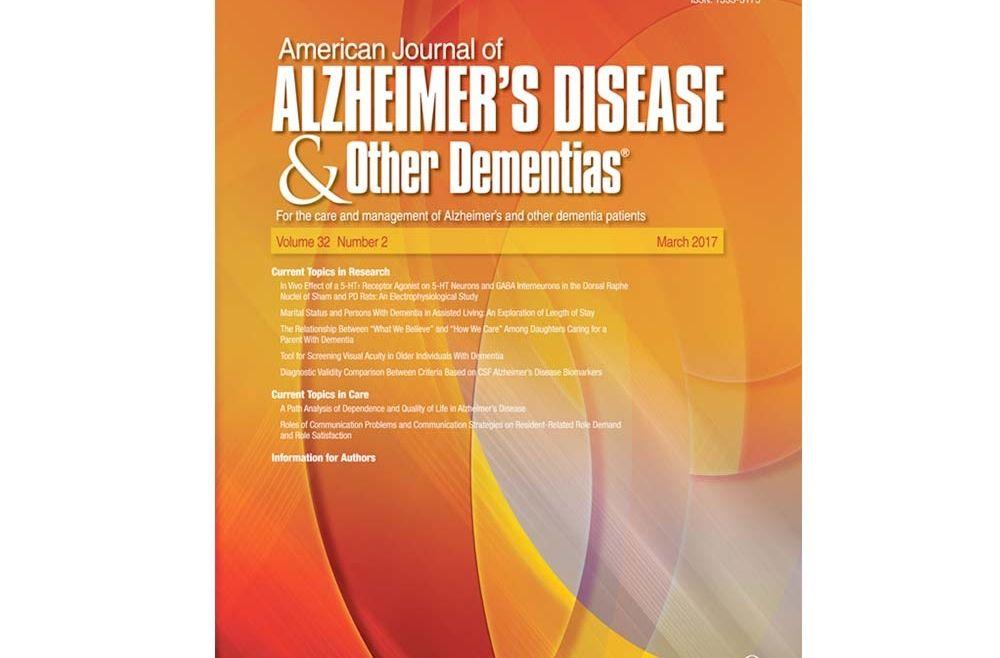 Estudio multicéntrico sobre dependencia y calidad de vida en la enfermedad de Alzheimer en España