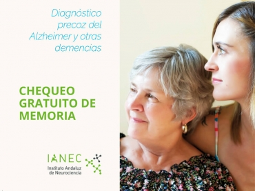 Free memory check. Early diagnosis of Alzheimer's and other dementias