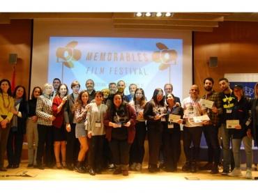 El cortometraje de la granadina Cindy Fuentes gana el Festival Memorables