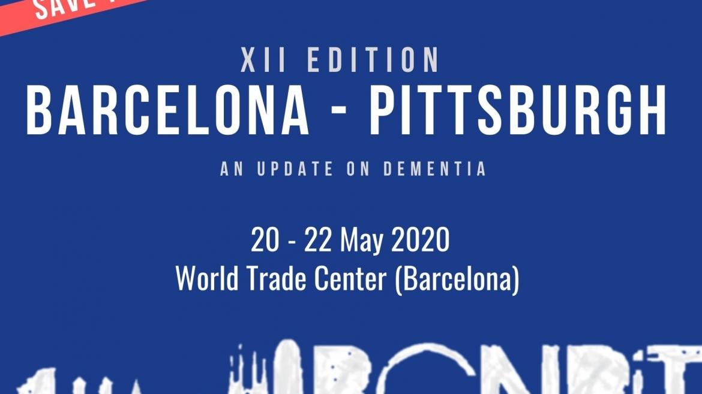 Duodécima edición de la Conferencia Barcelona – Pittsburgh sobre demencias