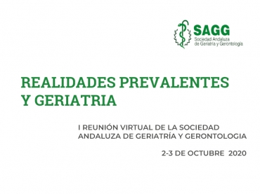 Dr. García-Alberca will speak at the First Virtual Meeting of the Andalusian Society of Geriatrics and Gerontology
