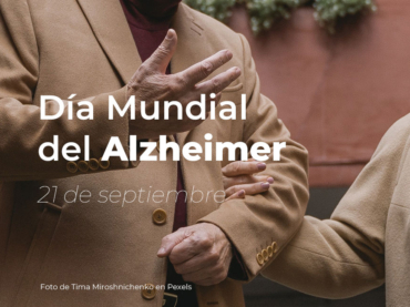 September 21st, World Alzheimer's Day. We invite you to watch the short film IMAGÍNATE by Cindy Fuentes.